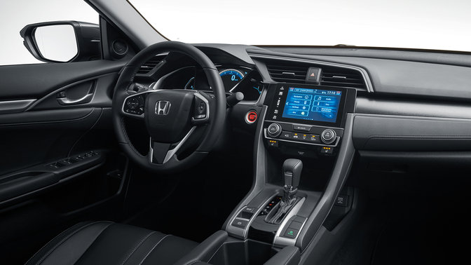 Honda civic 4 deurs design dimensies honda be for Honda civic 9 interieur