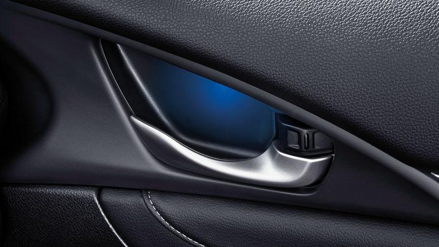 Honda Civic 4-deurs | Accessoires & Velgen | Honda BE