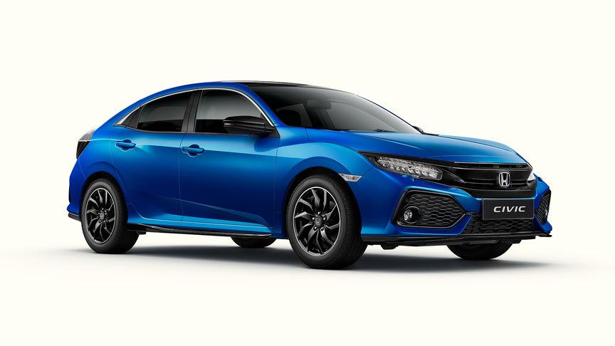Verrassend Honda Civic 5-deurs| Accessoires & Velgen | Honda BE HM-55