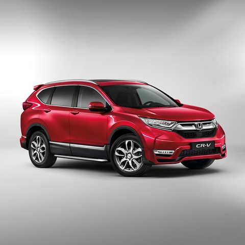 Honda Cr V Accessoires Velgen Trekhaken En Meer Honda Be