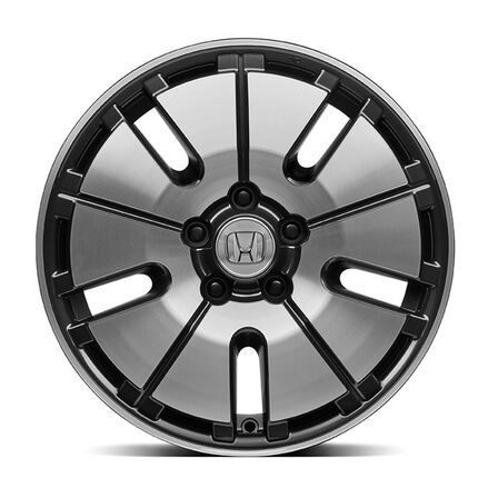 "Gunpowder black 17"" lichtmetalen velg"