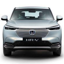 Front view Honda HR-V Hybrid