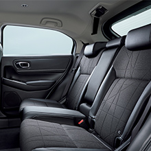 Design interior Honda HR-V Hybrid