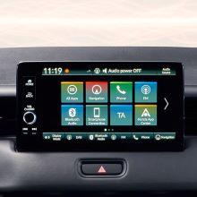 Honda HR-V Hybrid Air Change System