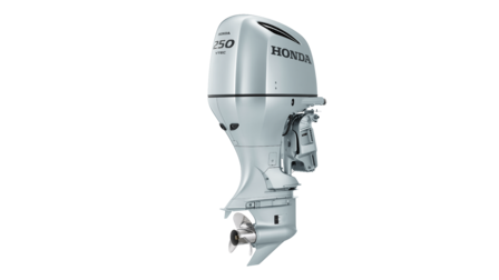 Honda Marine Engines.
