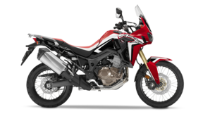 CRF1000L Africa Twin CRF Rally Red, Side