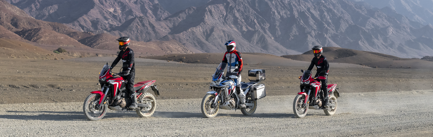 Honda Adventure Range