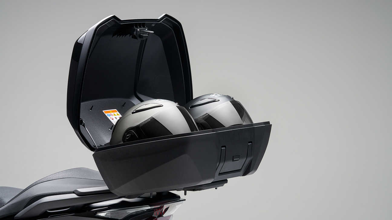 Forza125, KIT VOOR 35L SMART TOPKOFFER