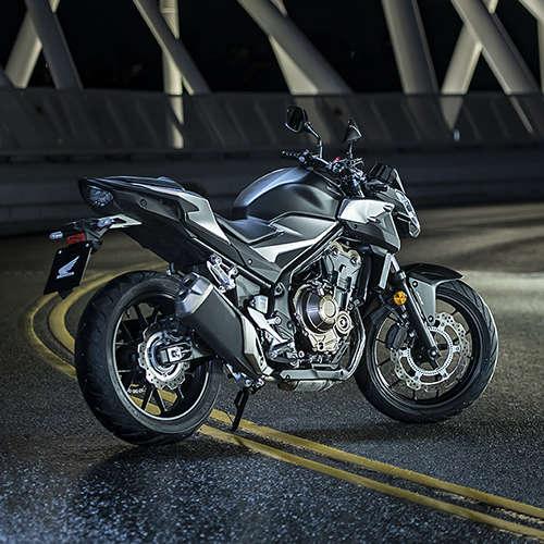 Overzicht Cb500f Street Aanbod Motorfietsen Honda